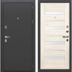Входная дверь Лекс Колизей Сицилио Дуб беленый (панель №46)
