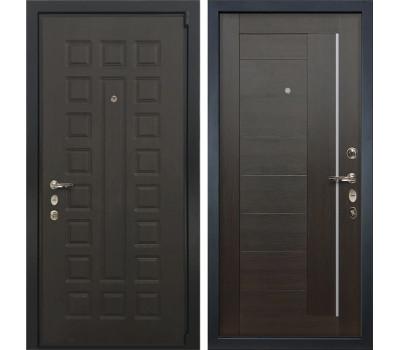 Входная стальная дверь Лекс 4А Неаполь Mottura Верджиния Венге (панель №39)