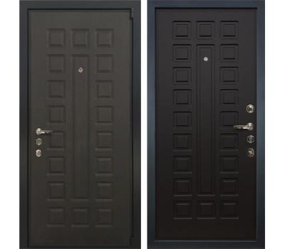 Входная стальная дверь Лекс 4А Неаполь Mottura Венге (панель №21)