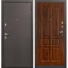 Входная дверь Лекс 1А Винорит дуб тёмный (панель №91)