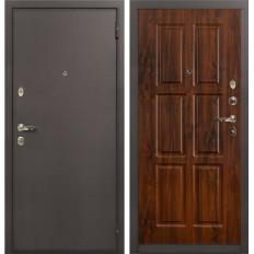 Входная дверь Лекс 1А Винорит дуб тёмный (панель №83)