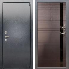 Входная дверь Лекс 3 Барк Ясень шоколад (панель №31)