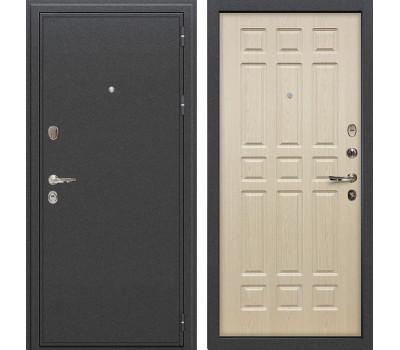 Входная стальная дверь Лекс Колизей Дуб беленый (панель №28)