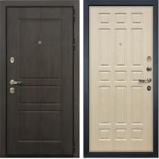 Входная дверь Лекс Сенатор Винорит Дуб беленый (панель №28)