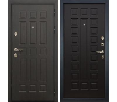 Входная металлическая дверь Лекс Сенатор 8 Венге (панель №21)