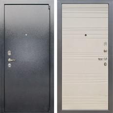 Входная дверь Лекс 3 Барк Дуб фактурный кремовый (панель №63)