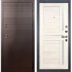 Входная дверь Лекс Легион Баджио Дуб беленый (панель №47)