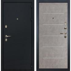 Входная дверь Лекс 2 Рим Бетон серый (панель №80)
