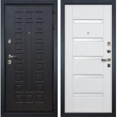 Входная дверь Лекс Гладиатор 3К Ясень белый (панель №34)