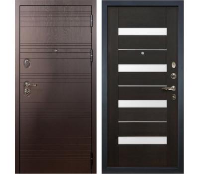 Входная стальная дверь Лекс Легион 3К Сицилио Венге (панель №51)