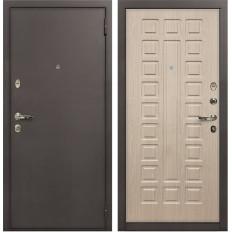Входная дверь Лекс 1А Дуб беленый (панель №20)