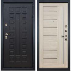 Входная дверь Лекс Гладиатор 3К Верджиния Ясень кремовый (панель №40)