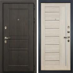 Входная дверь Лекс Сенатор Винорит Верджиния Ясень кремовый (панель №40)
