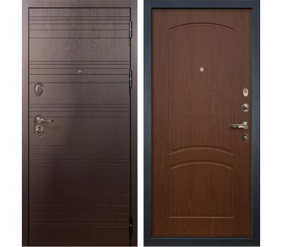 Входная стальная дверь Лекс Легион Береза мореная (панель №11)