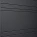 Входная стальная дверь Лекс 2 Рим Графит софт (панель №70)