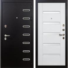 Входная дверь Лекс Витязь Ясень белый (панель №34)