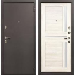 Входная дверь Лекс 1А Баджио Дуб беленый (панель №47)