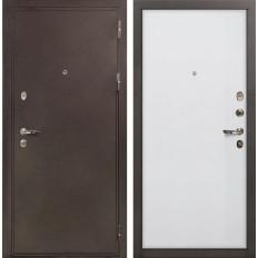 Входная дверь Лекс 5А Цезарь Ясень белый (панель №62)