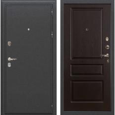 Входная дверь Лекс Колизей Ясень шоколад (панель №93)