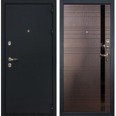 Входная дверь Лекс 2 Рим Ясень шоколад (панель №31)