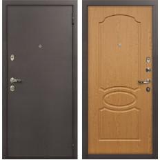 Входная дверь Лекс 1А Дуб натуральный (панель №15)