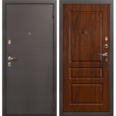 Входная дверь Лекс 1А Винорит дуб тёмный (панель №92)