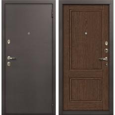 Входная дверь Лекс 1А Энигма-1 Орех (панель №57)