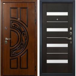Входная дверь Лекс Спартак Cisa Сицилио Венге (панель №51)