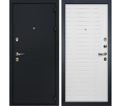 Входная стальная дверь Лекс 2 Рим Ясень белый (панель №36)