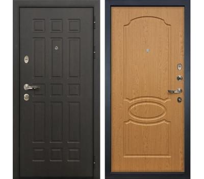 Входная металлическая дверь Лекс Сенатор 8 Дуб натуральный (панель №15)