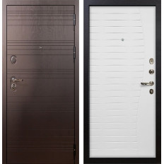 Входная дверь Лекс Легион Ясень белый (панель №36)