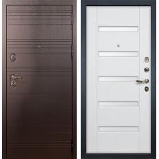 Входная дверь Лекс Легион Ясень белый (панель №34)