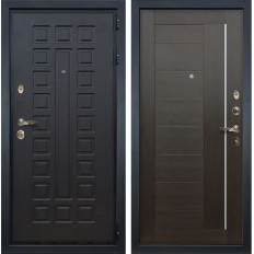 Входная дверь Лекс Гладиатор 3К Верджиния Венге (панель №39)