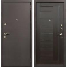 Входная дверь Лекс 1А Верджиния Венге (панель №39)