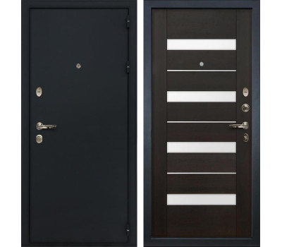 Входная стальная дверь Лекс 2 Рим Сицилио Венге (панель №51)