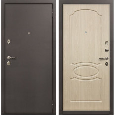 Входная дверь Лекс 1А Дуб беленый (панель №14)