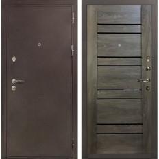 Входная дверь Лекс 5А Цезарь Терра Графит шале (панель №64)