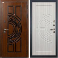 Входная дверь Лекс Спартак Cisa Сандал белый (панель №44)