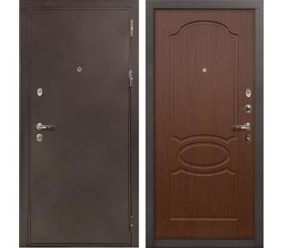 Входная стальная дверь Лекс 5А Цезарь Береза мореная (панель №12)