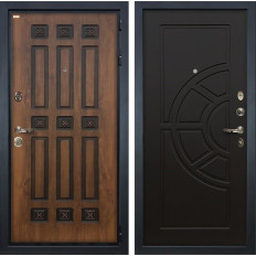 Входная дверь Лекс Гладиатор 3К Винорит Венге (панель №43)