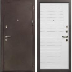 Входная дверь Лекс 5А Цезарь Ясень белый (панель №36)