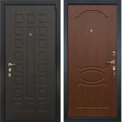 Входная стальная дверь Лекс 4А Неаполь Mottura Береза мореная (панель №12)