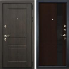 Входная дверь Лекс Сенатор Винорит Новита Венге (панель №53)