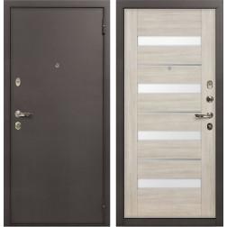 Входная дверь Лекс 1А  Сицилио Ясень кремовый (панель №48)