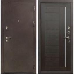 Входная стальная дверь Лекс 5А Цезарь Верджиния Венге (панель №39)