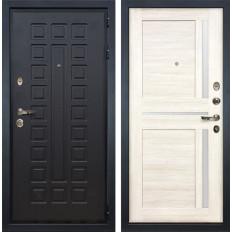 Входная дверь Лекс Гладиатор 3К Баджио Дуб беленый (панель №47)