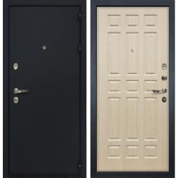 Входная стальная дверь Лекс 2 Рим Дуб беленый (панель №28)