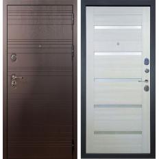 Входная дверь Лекс Легион Клеопатра-2 Дуб беленый (панель №58)