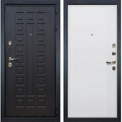 Входная дверь Лекс Гладиатор 3К Ясень белый (панель №62)