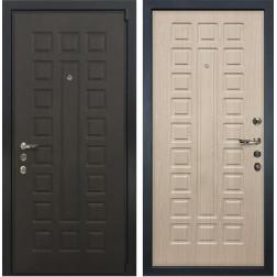Входная дверь Лекс 4А Неаполь Mottura Дуб беленый (панель №20)